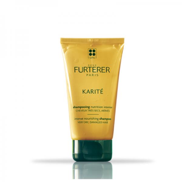 René Furterer shampoing nutrition intense karité 150 ml