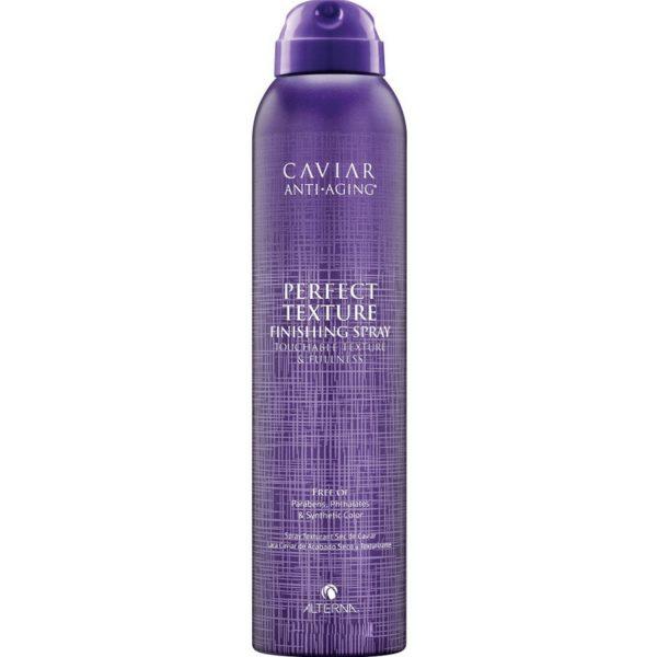 Spray de finition multi-fonctions en aérosol; Ajoute de la texture dimensionnelle, de la forme et du mouvement à tous types de cheveux; Texture et volume instantanés pour des styles parfaitement défaits.