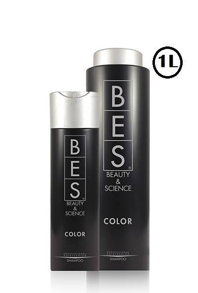 Shampooing protection couleur : Ultra douce, en particulier pour protéger les cheveux colorés. Il améliore l'expression de la couleur par l'élimination des substances qui peuvent l'assombrir. Avec Filtre UV pour protéger la couleur des effets nocifs du soleil. Idéal pour accentuer l'intensité de la couleur et de la profondeur des réflexions. Élimine en douceur la couleur résiduelle qui se dépose sur la peau.