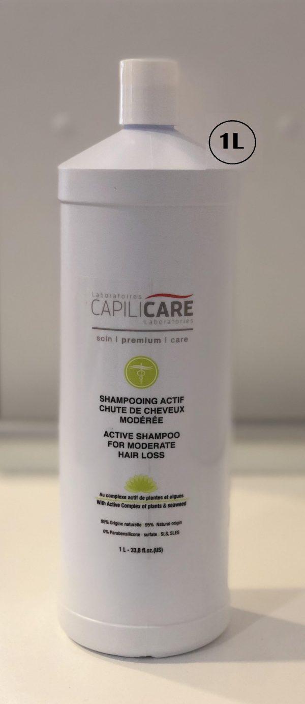 Formulé spécialement  pour nettoyer délicatement mais efficacement les cheveux et le cuir chevelu. Son complexe aux plantes et aux algues nourrit, renforce et revitalise les cheveux tout en protégeant les longueurs et le cuir chevelu grâce aux actifs anti-âges et anti-oxydants.