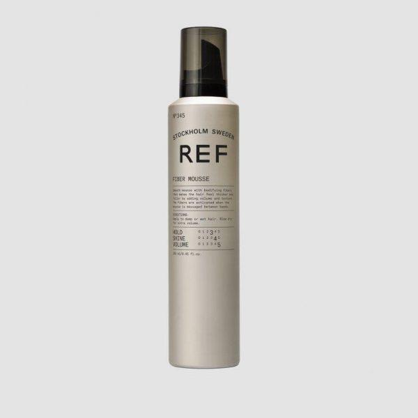 Fiber mousse donne du volume, texture et corps a vos cheveux .Les fibres de cette mousse s'active lors de la manipulation.  Mode d'emploi:Utiliser sur des cheveux humide avant le séchage.