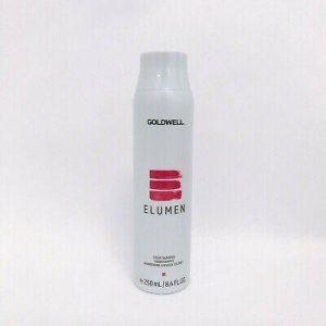 Shampoing spécialement utilisé pour protéger l'intensité et la brillance de la couleur elumen. Lave les cheveux en douceur.