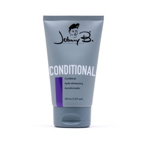 Revitalisant hydratant pour homme contenant du Jojoba pour traiter la sécheresse des cheveux, des acides aminées pour la brillance et du houblon pour ajouter de l'épaisseur.  Pour tout types de cheveux.