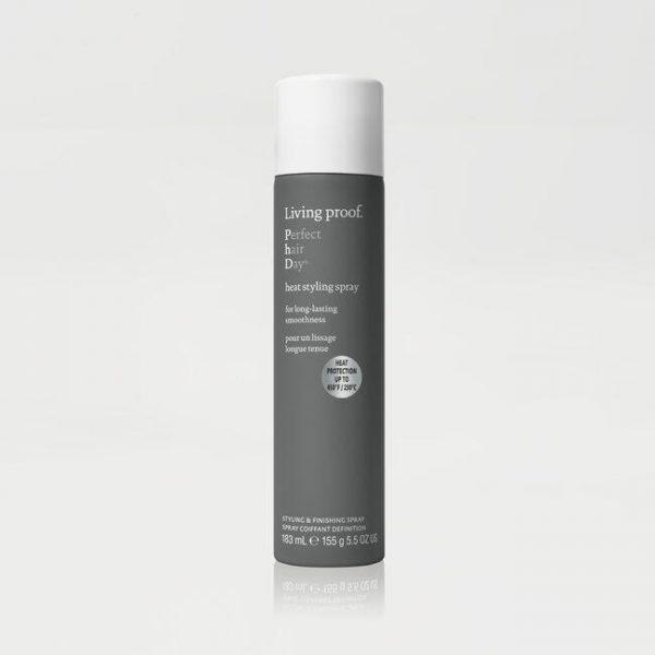 Le spray thermo-coiffants Perfect hair Day est le compagnon idéale de tous vos appareils chauffants. Cette formulation sans silicone offre une protection thermique jusqu'à 203C/450F et un lissage qui dure jusqu'à 48h. Avec sa brume ultra fine enrichie de notre molécule breveté pour cheveux sains (OFPMA), il aide à espacer les shampooings, sans alourdir la chevelure.