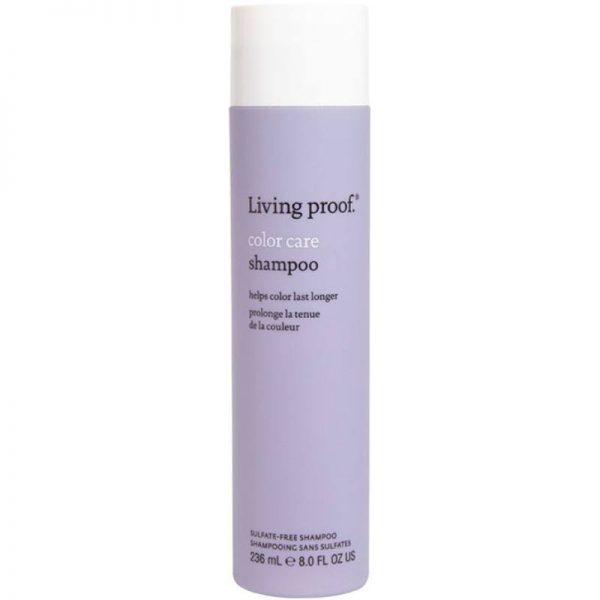 Une shampooing riche et onctueux, sans sulfates, qui agit avec l'après-shampooing Color Care pour protéger les cheveux des agressions extérieures et préserver l'éclat de la couleur. Procure une protection contre les UV. Sans silicone.