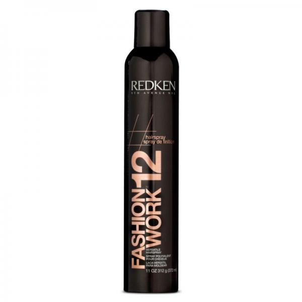 Spray polyvalent pour cheveux. Contrôle normal  Travailler votre style . Ce spray en aérosol à séchage rapide vous permet d'ajouter la touche finale à une coiffure impeccable en lui donnant une brillance mate et satinée. Résistance à l'humidité pendant 24 heures et tenue pendant 8 heures.