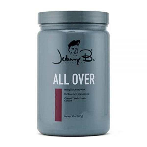 All Over Shampoing et Gel Douche 32oz Johnny B.