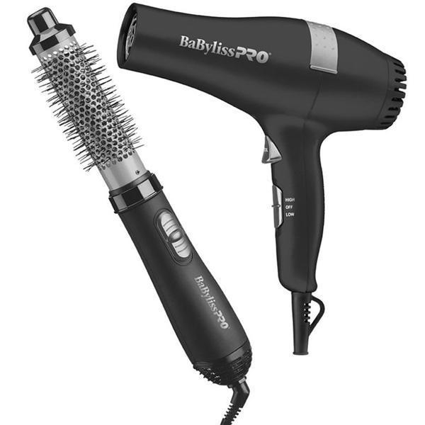 La céramique élimine l'électricité statique et les frisottis afin de coiffer les cheveux rapidement et délicatement.  La chaleur à infrarouge lointain résulte en un séchage rapide et doux pour les cheveux.