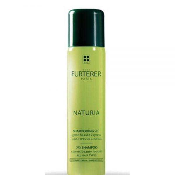 Shampooing sec à l'argile absorbante NATURIA est le compagnon de voyage idéal pour des cheveux propres à tout moment de la journée. Grâce à sa technologie unique composée de 4 poudres absorbantes, il nettoie les cheveux sans les mouiller, absorbe le sébum et les impuretés, tout en texturisant la chevelure. Sa couleur peau se fond avec celle du cuir chevelu pour un effet invisible sur le cheveu. La chevelure est agréablement parfumée et retrouve texture, volume et légèreté.