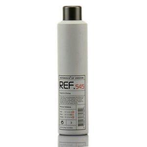 Spray texturisant a double effet qui vous permet de coiffer rapidement. procure un maximum de contrôle et de brillance. Formule non collante et facile et brossé. Tenue ferme.