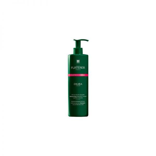 Ce shampoing au PH acide lave en douceur les cheveux colorés tout en prévenant le dégorgement de la couleur. Grâce à l'extrait d'hamamélis, ce shampoing capture et fixe la couleur au coeur du cheveu. L'extrait d'OKARA favorise la réparation des cheveux. La couleur est protégée et son éclat prolongé. La chevelure est douce et révèle une brillance vibrante.