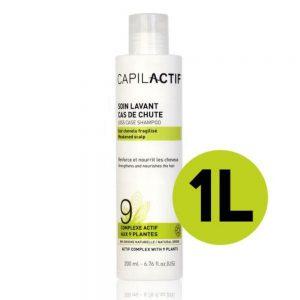 Capilactif Shampoing Soin lavant pour cheveux clairsemés 1L
