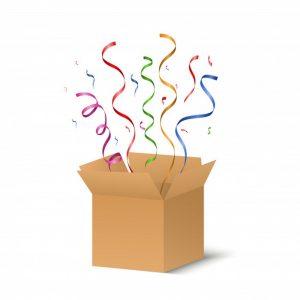coffret soins coiffants Olaplex no.3 et no.6 boite surprise kit vacances