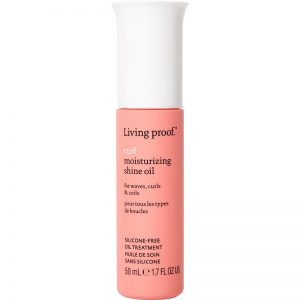 Huile hydratante Living Proof curl moisturizing shine oil