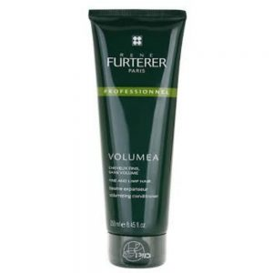 Baume expanseur VOLUMEA Rene Furterer est une crème volumisante avec rinçage pour les cheveux fins et sans volume.
