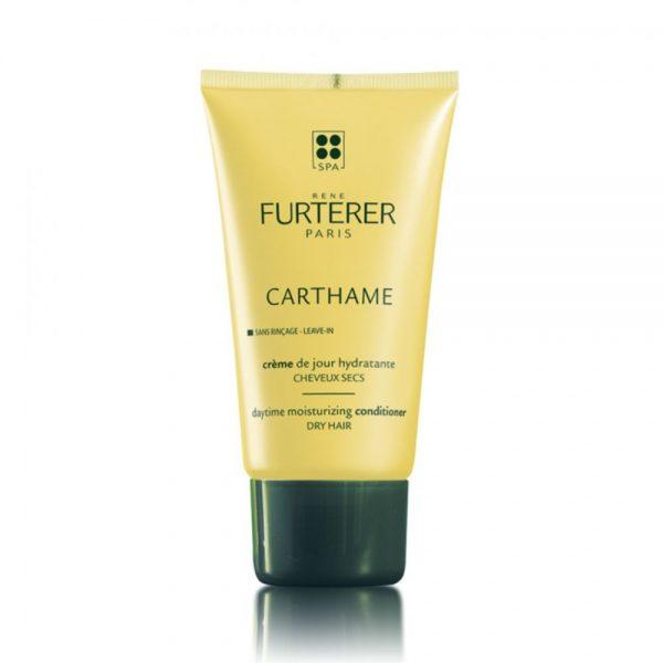 Crème de jour sans rinçage Carthame cheveux sec 75 ml René Furterer
