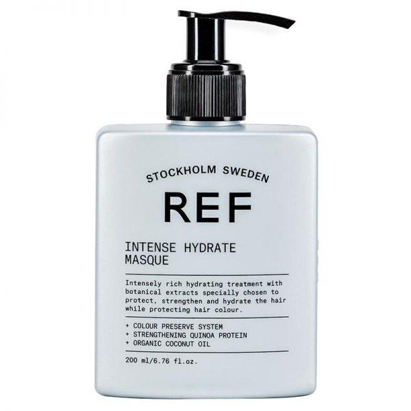 Masque hydratant REF capillaire intense