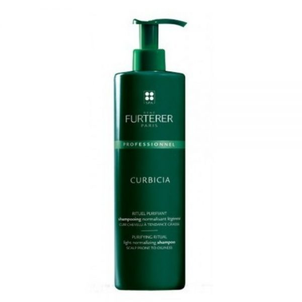 Shampoing normalisant légèreté CURBICIA Rene Furterer 600ml