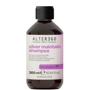 AlterEgo Shampoing neutralisant anti-jaunissement 300ml