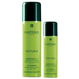 Rene Furterer Shampoing sec tous types de cheveux 250ml offert avec un 75ml