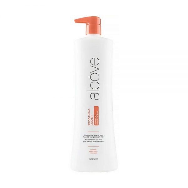 Alcôve Shampoing lissant Pour Cheveux Colorés 1L